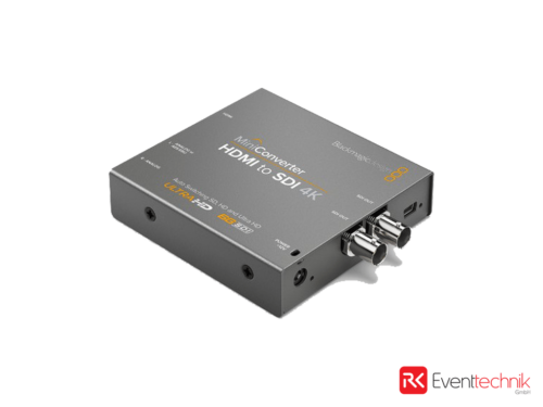 Blackmagic HDMI zu SDI 4K Minikonverter