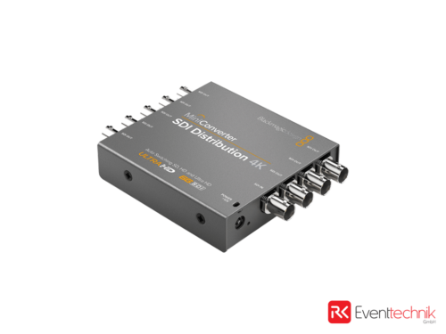 Blackmagic SDI Distribution 4K