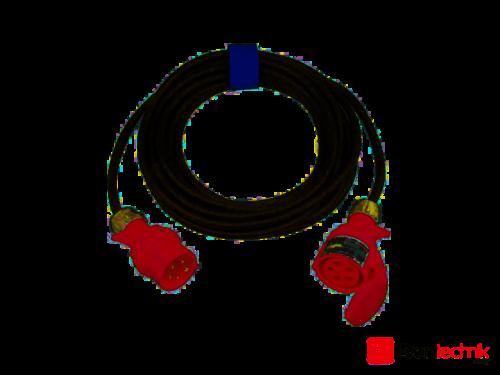 CEE 16A 5x2,5 mm² Titanex Stromkabel