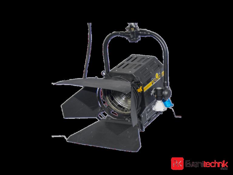 Desisti Leonardo 1 KW Scheinwerfer PO.