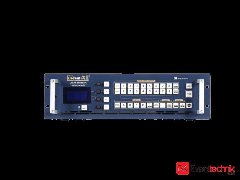 Analog Way DiVentix-II DVX8044 Seamless Switch