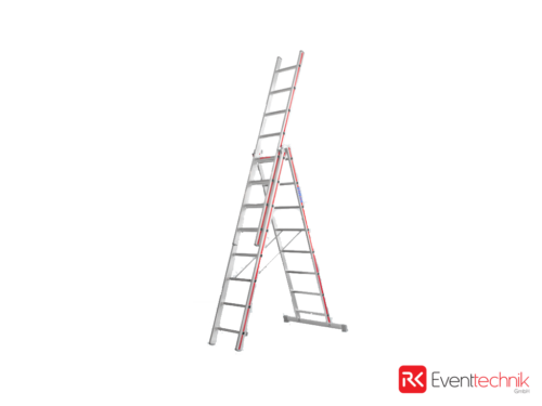 Hymer Alu-Leiter Arbeitshöhe 6 Meter