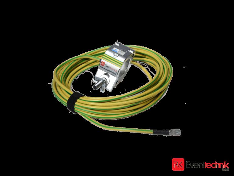 Potentialausgleich, Erdkabel 16mm² grün-gelb