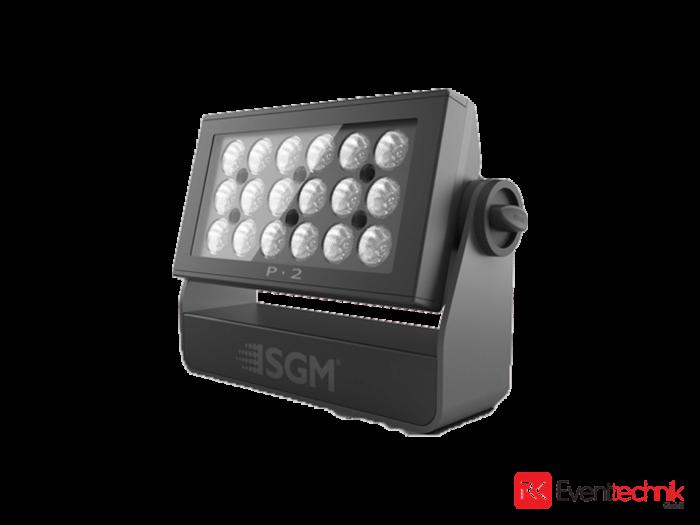SGM P2 Outdoor LED-Fluter 18x10W RGBW, 43°