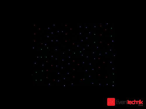 Showled Chameleon LED Vorhang RGB 7x5m