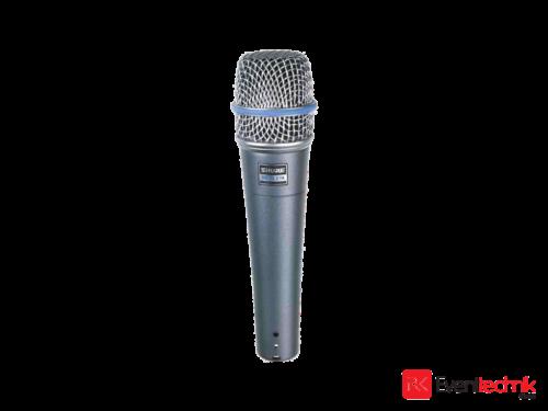 SHURE Beta 57, Mikrofon, Superniere