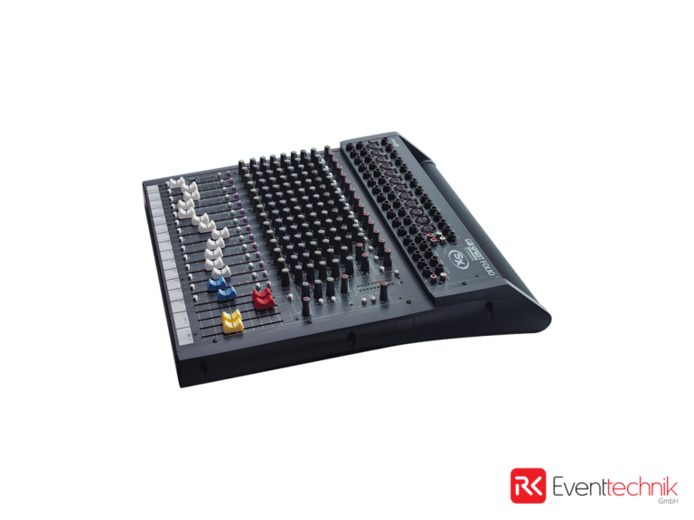 Soundcraft SX20 Mischpult