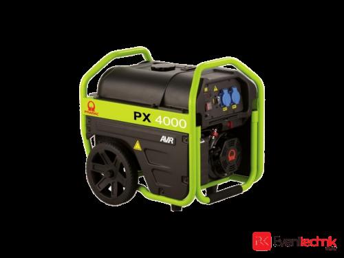 Stromerzeuger Benzin 15 ltr., 3 kW, 2x Schuko