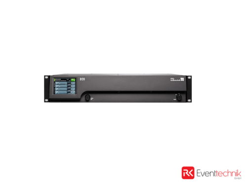 d&b audiotechnik D20 Verstärker