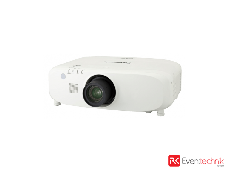 Panasonic PT-EZ Full-HD Beamer 6500 Ansi