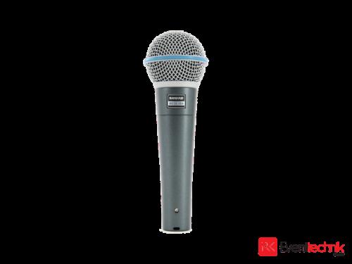SHURE Beta 58 Mikrofon, Superniere